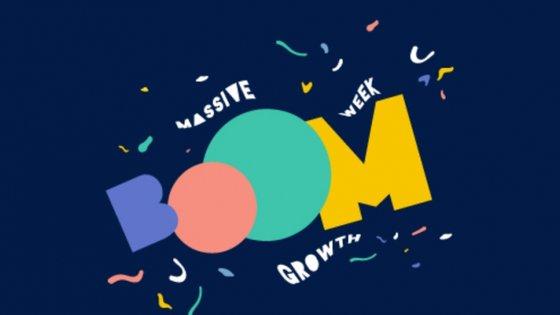 O Boom Week é uma semana de ensino de marketing e vendas para startups