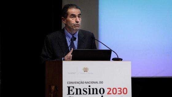 Manuel Heitor, ministro da Ciência, Tecnologia, e Ensino Superior