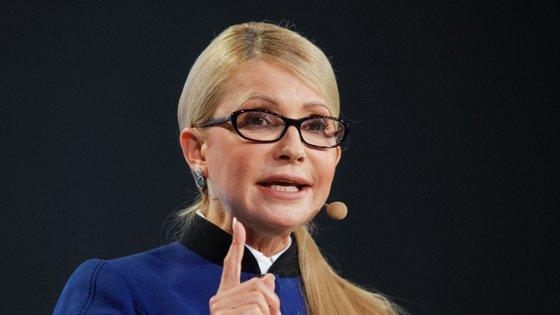 Yulia Timoshenko, ex-primeira ministra