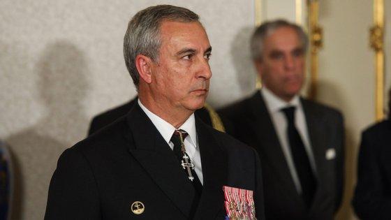O  Chefe do Estado-Maior da Armada, almirante Mendes Calado, falava na comissão parlamentar de Defesa Nacional