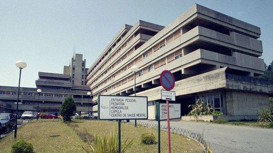 Hospital de Santa Luzia, em Viana do Castelo