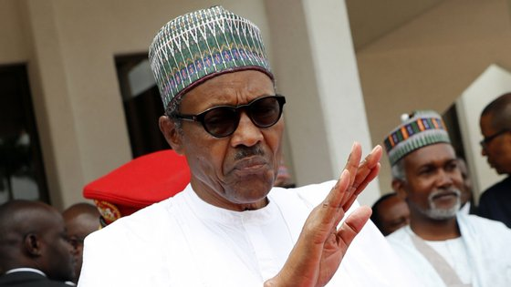 Muhammadu Buhari, Presidente da Nigéria