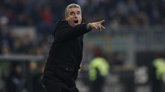 Sexto classificado, com 28 pontos, o clube vimaranense marcou um golo nos últimos cinco jogos, e de penálti, ao Moreirense