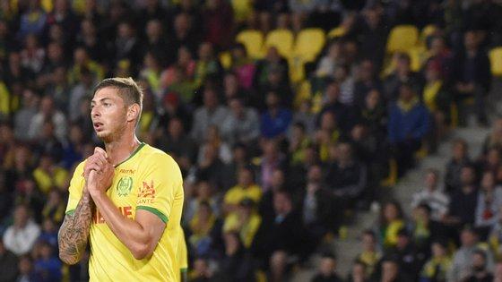 Emiliano Sala chegou ao Nantes por um milhão de euros e foi vendido por quase 20 vezes mais