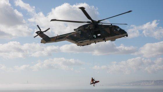 O nome da esquadra remonta ao tempo dos míticos helicópteros Puma que equiparam a Força Aérea durante décadas