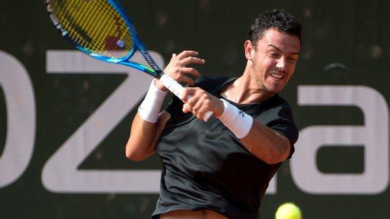 Gonçalo Oliveira é atualmente o 282.º do rankingmundial