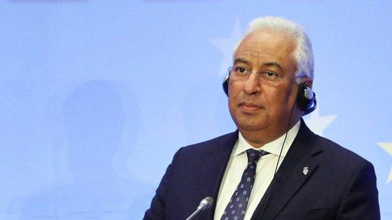 António Costa marcou presença na V Cimeira dos Países do Sul da União Europeia, que se realizou em Nicósia, no Chipre