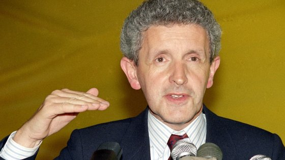 João Bosco Mota Amaral, lider do PSD/Açores