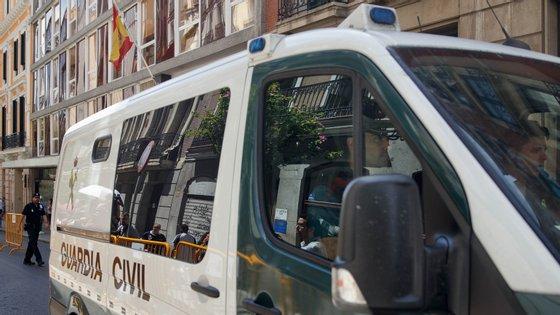 A polícia espanhola deteve Velasco, fugido há 15 anos, num hotel em Madrid