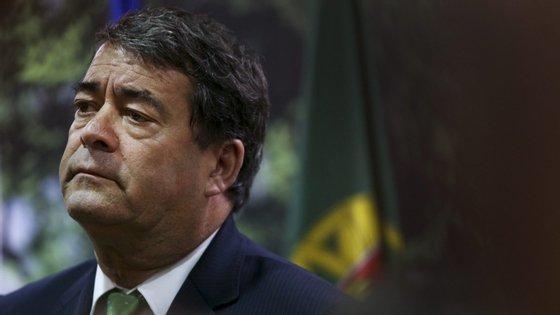 António Marinho e Pinto foi eleito em 2014 pelo MPT