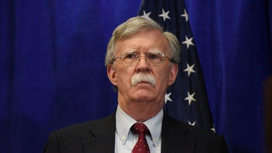 John Bolton, ex-conselheiro de George W. Bush, é agora conselheiro de segurança nacional de Trump
