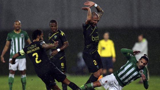 O Rio Ave e o Tondela empataram 2-2, em jogo da 20.ª jornada da I Liga de futebol