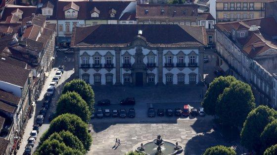 A Câmara Municipal de Braga alega não ter dinheiro para pagar a dívida, porque o estádio não gera receitas