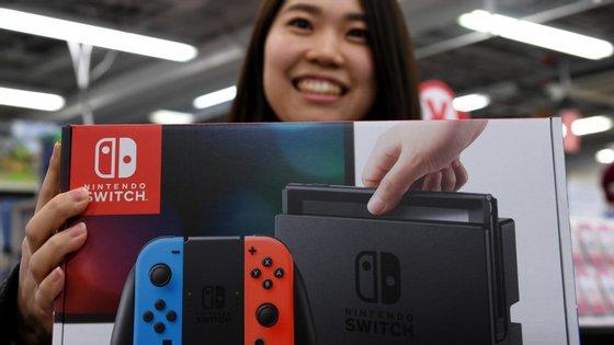 A Nintendo Switch tem mais de 50 mil unidades vendidas em Portugal