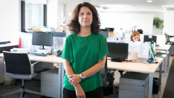 Rita Marques é presidente da Portugal Ventures desde abril de 2018