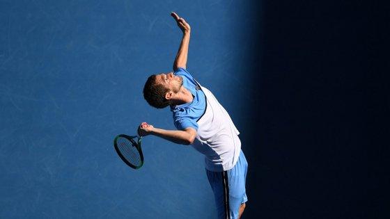 Pedro Sousa fará nova reavaliação para saber se poderá voltar à competição no ATP 500 do Rio de Janeiro