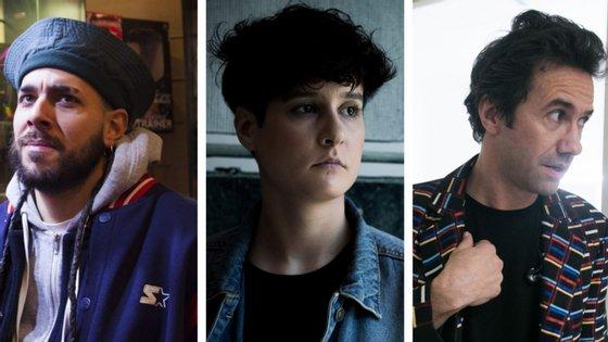 Conan Osiris, Isaura e David Fonseca são apenas três dos muitos nomes já confirmados