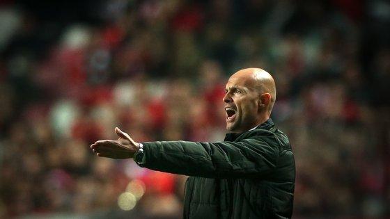 Sporting somou a segunda derrota consecutiva, algo que ainda não tinha acontecido esta temporada