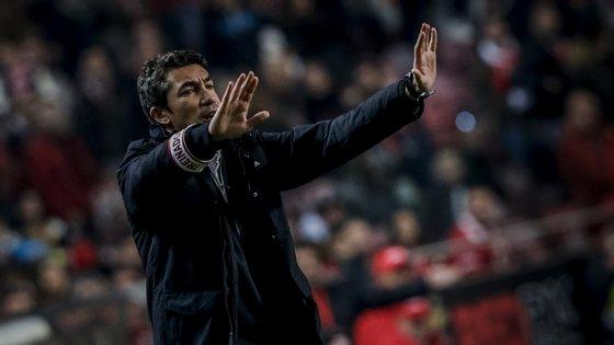 Benfica venceu sete dos últimos oito jogos para todas as competições, cedendo apenas na meia-final da Taça da Liga