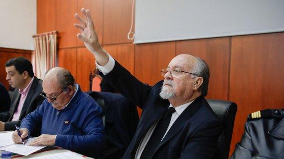 Jaime Marta Soares disse que os bombeiros concordam com a criação dos cinco comandos regionais