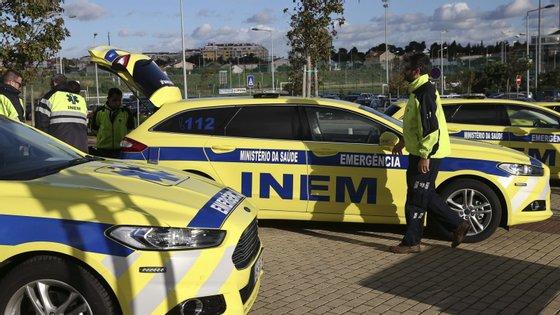 Em Portugal, o 112 é o número mais usado para reportar emergências