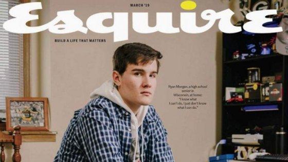 O editor chefe da revista, Jay Fielden, disse, num artigo, que a peça foi inspirada por uma experiência que o filho fez na escola.