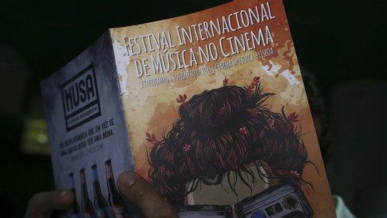 Nas edições anteriores o festival decorria no cinema São Jorge, em Lisboa