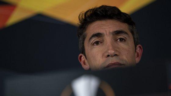 """Bruno Lage afirma que a sua estreia nas competições europeias """"será um marco importante"""""""