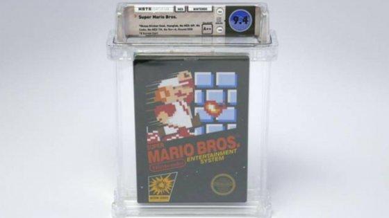 O jogo foi lançado no mercado norte-americano em 1985 e só chegou à Europa dois anos mais tarde
