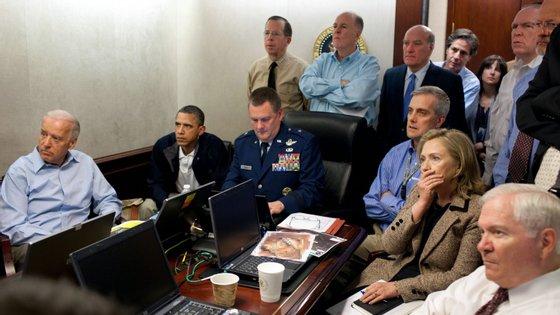 Bin Laden foi morto pelas forças especiais dos EUA a 2 de maio de 2011