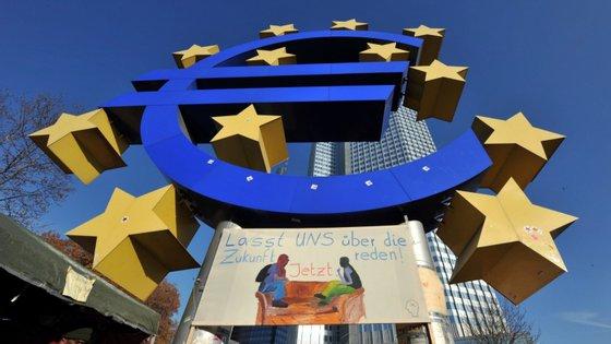 O Banco Central Europeu (BCE) obteve em 2018 um lucro de 1.575 milhões de euros