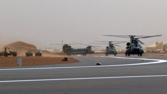 Esta missão foi lançada a 15 de abril de 2004, tendo quartel-general em Bamaco, no Mali