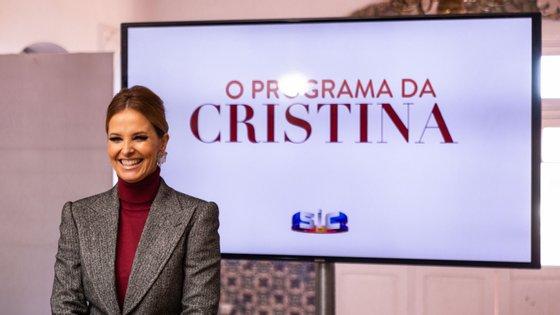 Os resultados da SIC refletem o investimento na contratação da apresentadora Cristina Ferreira