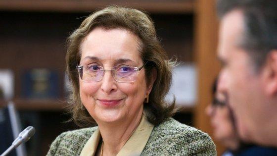 Graça Mira Gomes é secretária-geral do Sistema de Informações da República