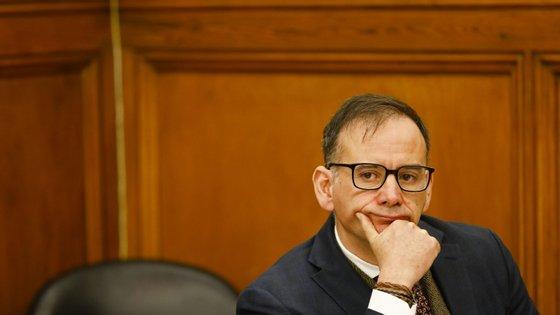 Miguel Honrado foi presidente do conselho de administração do Teatro Nacional D. Maria II, até 2016, de onde saiu em abril desse ano para assumir o cargo de secretário de Estado da Cultura