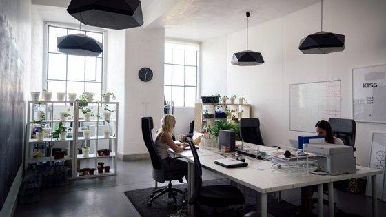 A plataforma lançada em Lisboa pelo casal agrega mais de oito milhões de referências de imobiliário na Alemanha, Espanha e Portugal