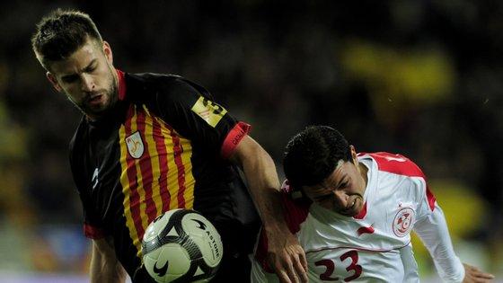 Piqué renunciou à seleção espanhola mas vai representar a catalã na próxima segunda-feira