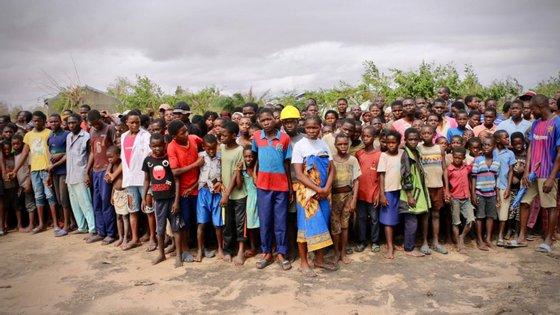 O ciclone Idai já fez pelo menos 242 mortos em Moçambique e afetou milhões de pessoas