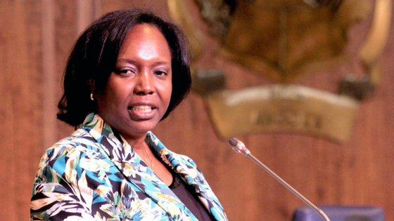 """Segundo a ministra angolana, a ação enquadra-se na """"missão humanitária e de solidariedade"""" de Angola, naquele país"""