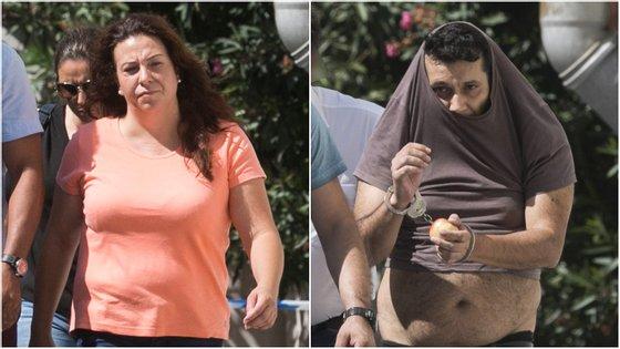 Os dois arguidos foram detidos no dia 26 de setembro, por suspeitas de serem os autores do homicídio de Luís Grilo