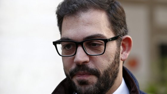 Duarte Cordeiro, atual secretário de Estado Adjunto e dos Assuntos Parlamentares