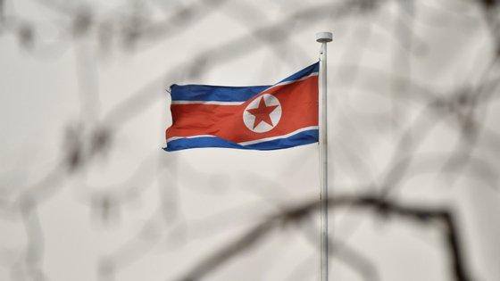 As dez pessoas que assaltaram a embaixada da Coreia do Norte em Madrid no dia 22 de fevereiro partiram de Lisboa para fugirem para os Estados Unidos