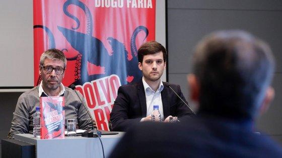 No âmbito deste processo, Diogo Faria analisou, por incumbência do diretor de comunicação, pelo menos 20 gigabits de correio eletrónico do Benfica