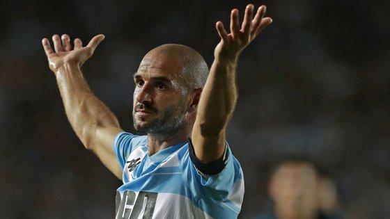 Lisandro, atualmente com 36 anos, marcou 17 golos em 23 jogos