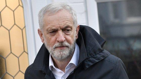Jeremy Corbyn é o líder dos Trabalhistas e uma das figuras do Brexit
