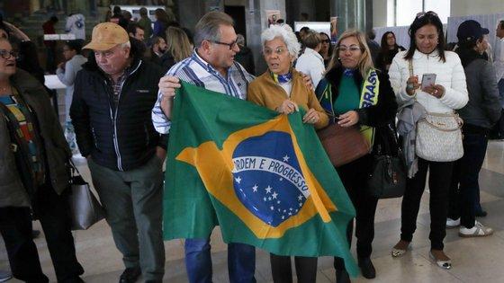 """Os mais representativos """"são os profissionais mais qualificados, da faixa entre os 30 e os 40 anos"""", diz a presidente da Casa do Brasil"""