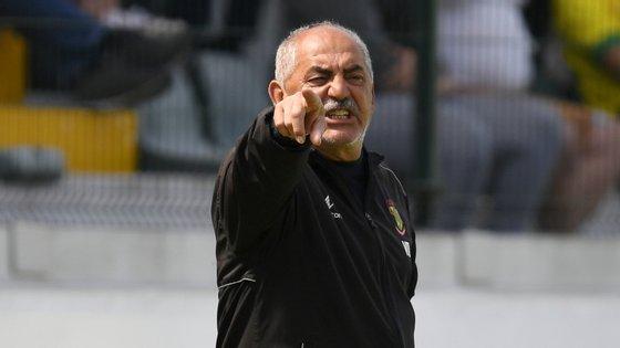 Vítor Oliveira teve cinco subidas seguidas, fez um ano na Primeira Liga no Portimonense e voltou à Segunda com o sucesso de sempre
