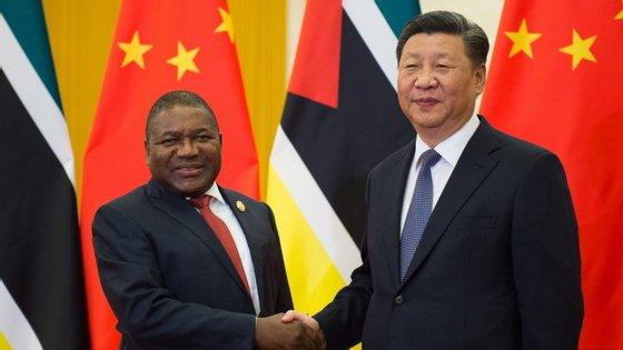 O chefe de Estado será acompanhado pelos ministros dos Negócios Estrangeiros e Cooperação, dos Transportes e Comunicações e da Agricultura e Segurança Alimentar