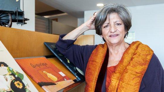 Teresa Calçada, a atual comissária do PNL