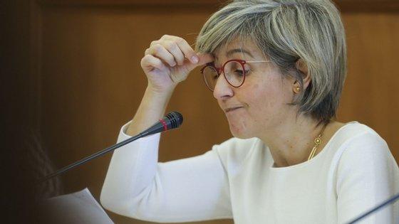 Marta Temido garante que o ano passado houve menos cirurgias canceladas a doentes com cancro